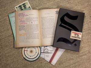 اقلام مرموز داخل کتاب S