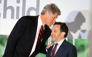 رابرت رایش و بیل کلینتون