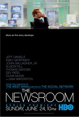 اتاق خبر - The Newsroom